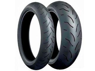 Neumático BRIDGESTONE BT016 PRO 120/70R17 58 W