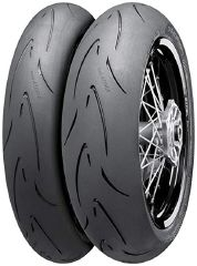 Neumático CONTINENTAL CONTIATTACK SM EVO 120/70R17 58 H