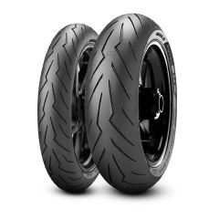 Neumático PIRELLI DIABLO FRONT 120/70R17 58 W
