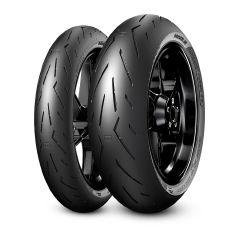 Neumático PIRELLI DIABLO ROSSO II 120/70R17 58 W