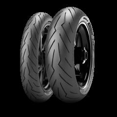Neumático PIRELLI DIABLO ROSSO III 120/65R17 56 W