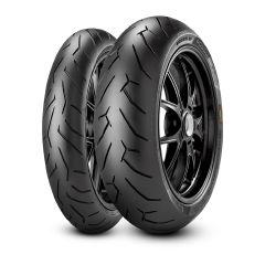 Neumático PIRELLI DIABLO ROSSO II 120/60R17 55 W