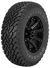 Neumático GENERAL GRABBER AT2 285/75R16 121 R