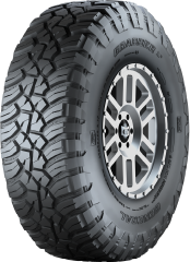 Neumático GENERAL GRABBER X3 205/80R16 106 Q