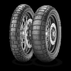 Neumático PIRELLI SCORPION RALLY STR 120/70R18 59 V