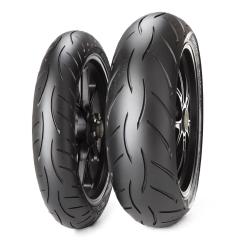 Neumático METZELER SPORTEC M5 120/70R17 58 W