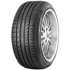 Neumático CONTINENTAL SportContact 5P MO  FR 255/40R20 101 Y