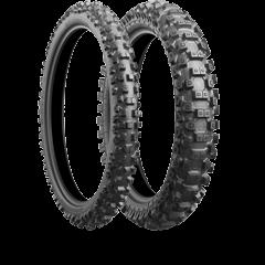 Neumático BRIDGESTONE X30F 80/100R21 51 M